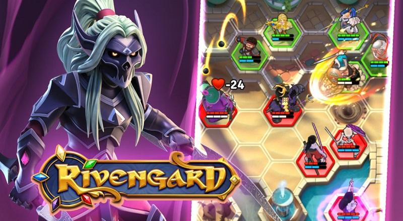 Rivengard bietet euch viele Helden