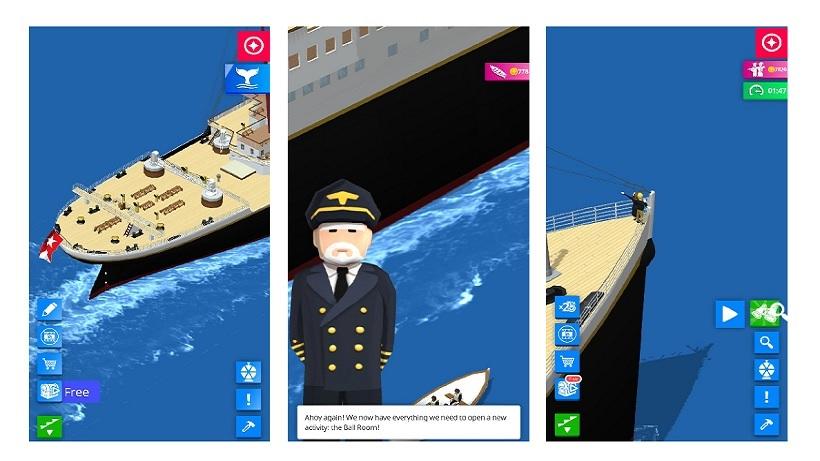 Idle Titanic Tycoon