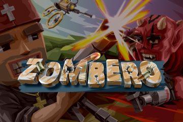 Zombero lässt euch gegen Untote kämpfen!