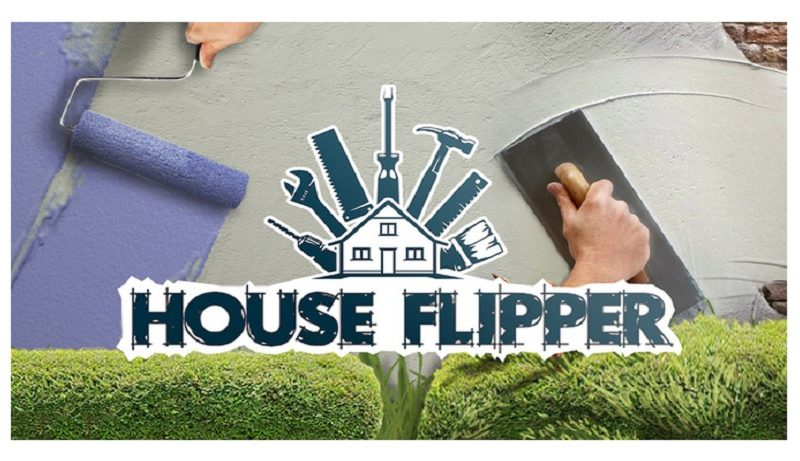 Krempelt in House Flipper die Ärmel hoch