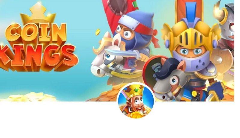 Kostenlose Spiele-Apps - das sind Bilder zum Spiel Coin Kings