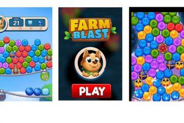 Farm Blast ist ein ganz bezauberndes Match 3-Spiel