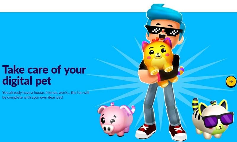 PK XD - wer ein digitales Haustier haben möchte, findet hier eines