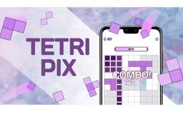 Tetripix ist ein netter Spielspaß mit Suchtfaktor