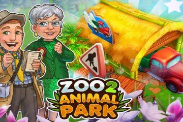 Zoo 2 Animal Park hat einen neuen Tannenhain-Zoo