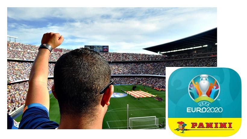 EURO 2020 Panini Sticker Album