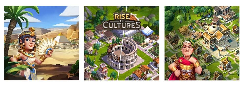 Rise Of Cultures ist das neue Spiel der Forge of Empires-Macher