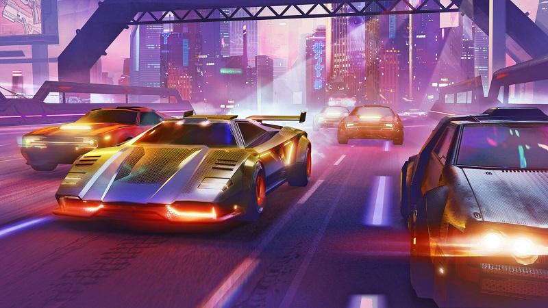 Cyberika bietet euch viele schnelle Autos - freut euch