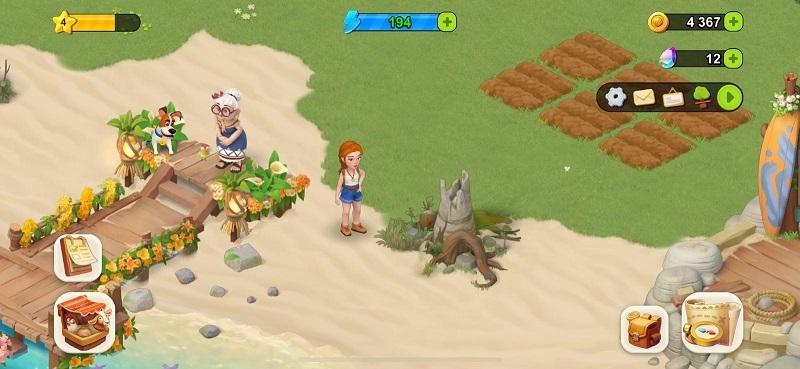 Family Farm Adventure ist ein relativ neues Game