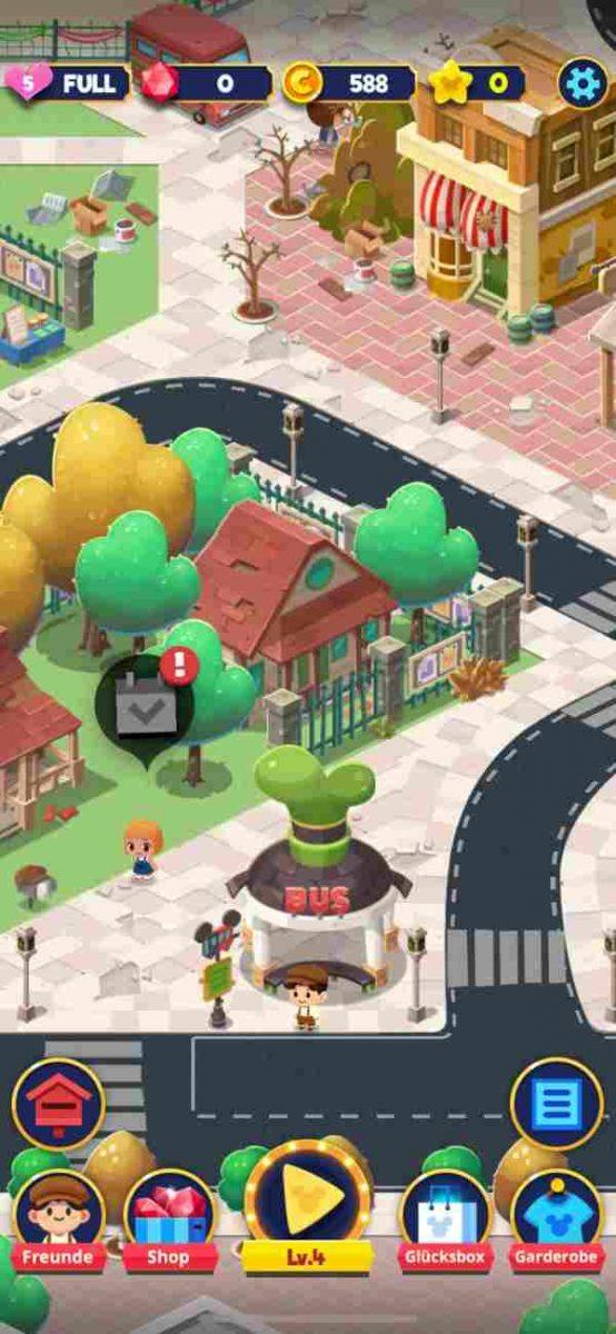 Disney Pop Town: 10 Tipps zum JamCity Spiel