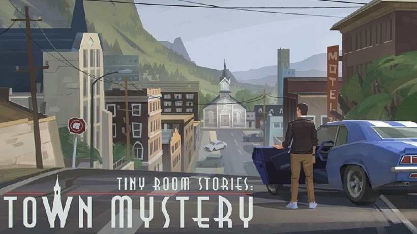Tiny Room Stories – Town Mystery