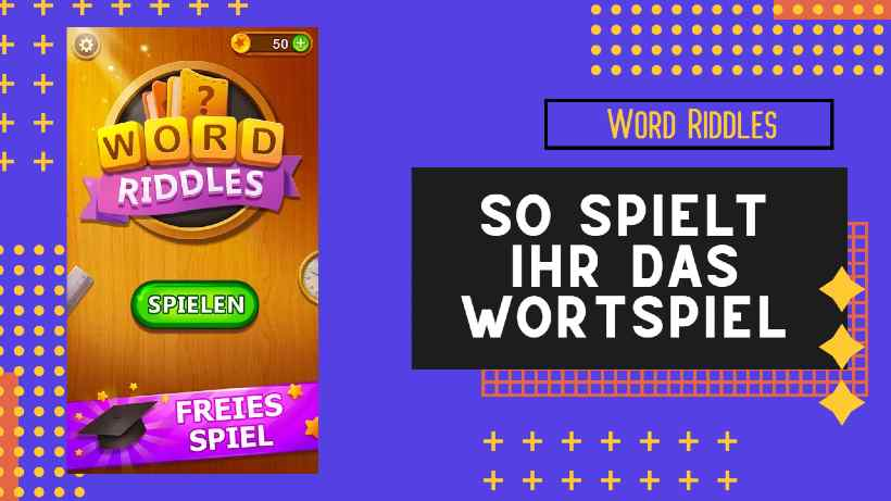Word Riddles