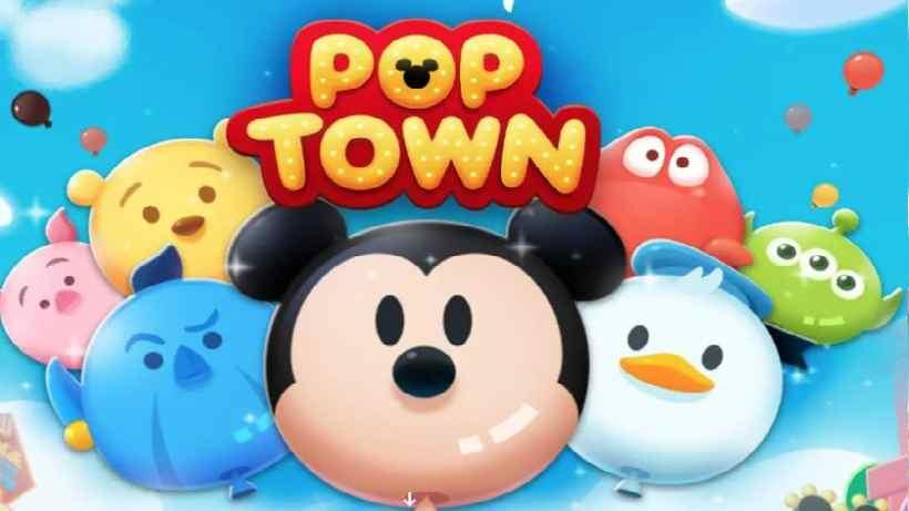 Disney Pop Town könnt ihr hier kostenlos spielen - es gibt Tipps und Tricks