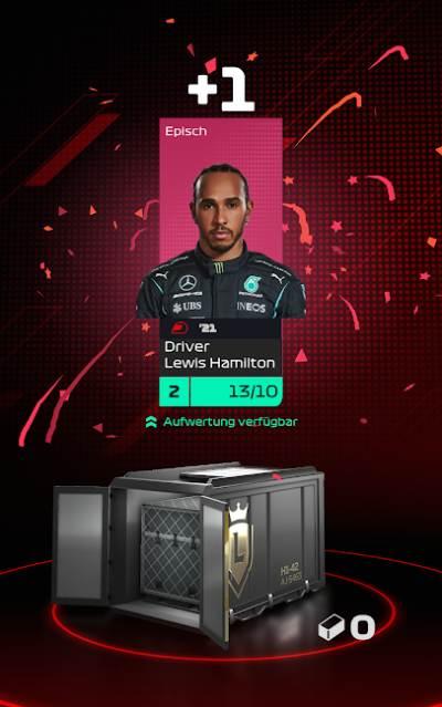 F1 Clash - mit dabei ist auch Lewis Hamilton
