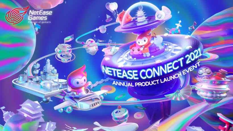 NetEase enthüllt Games-Lineup für Produkt-Launch-Event