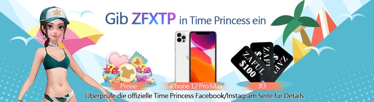 Dress Up Time Princess
