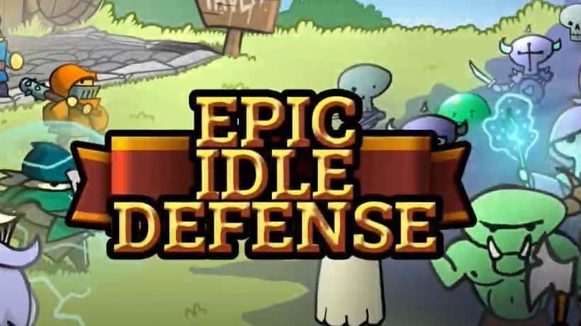 Epic Idle Defense