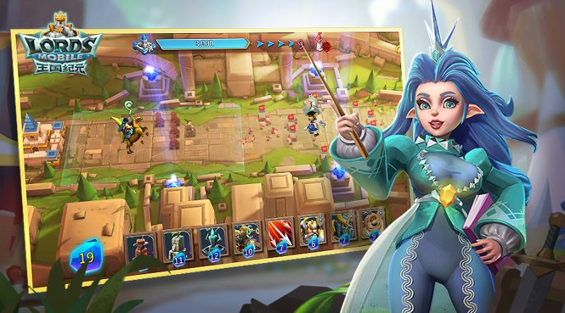 Lords Mobile Update