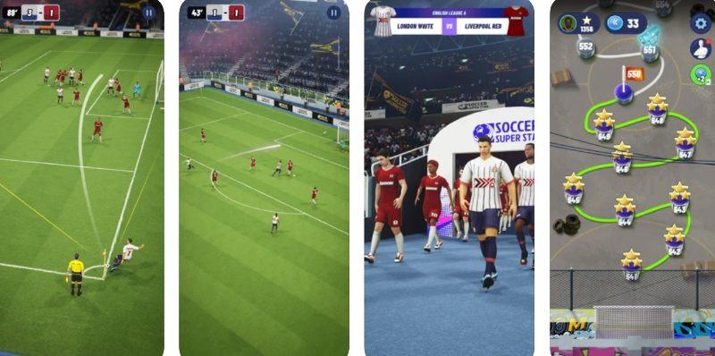 Soccer Super Star gibt es kostenlos - holt euch hier Tipps zur Simualtion