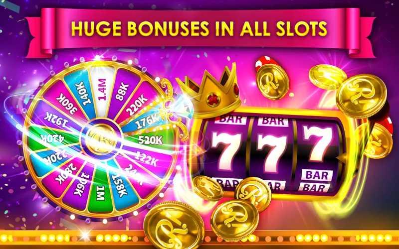 Hit it Rich bietet euch verschiedene Casino-Spiele