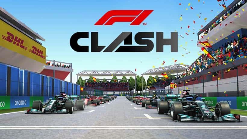 F1 Clash lässt euch auf viele Pisten rasen