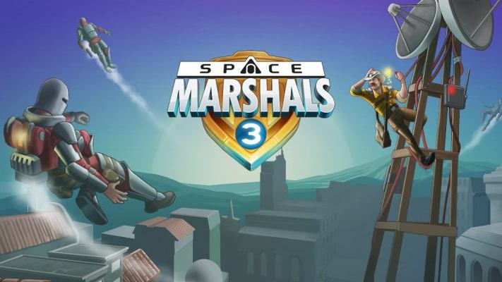 Space Marshals 3