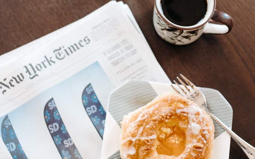NYTimes Crossword