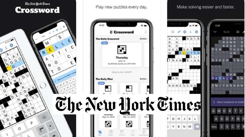 NYTimes Corssword