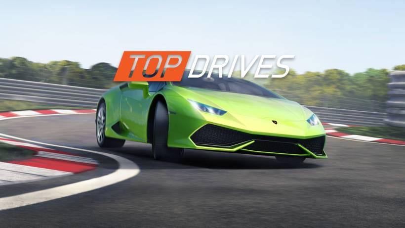 Top Drives von Hutch Games