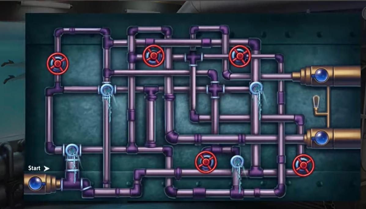 Das Spiel bietet euch viele Mini-Games und knifflige Rätsel