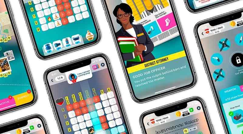 Kostenlose Spiele-Apps - das sind Bilder zum Spiel Crimo